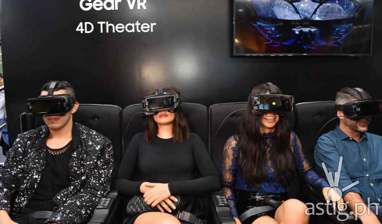 Samsung Galaxy Studio opens in BGC