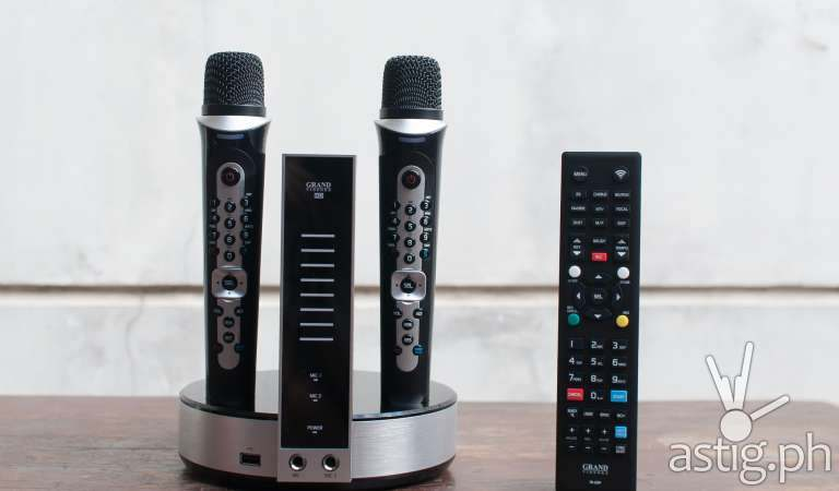 Grand Videoke Symphony 3 Pro review: the iPhone X of videoke machines