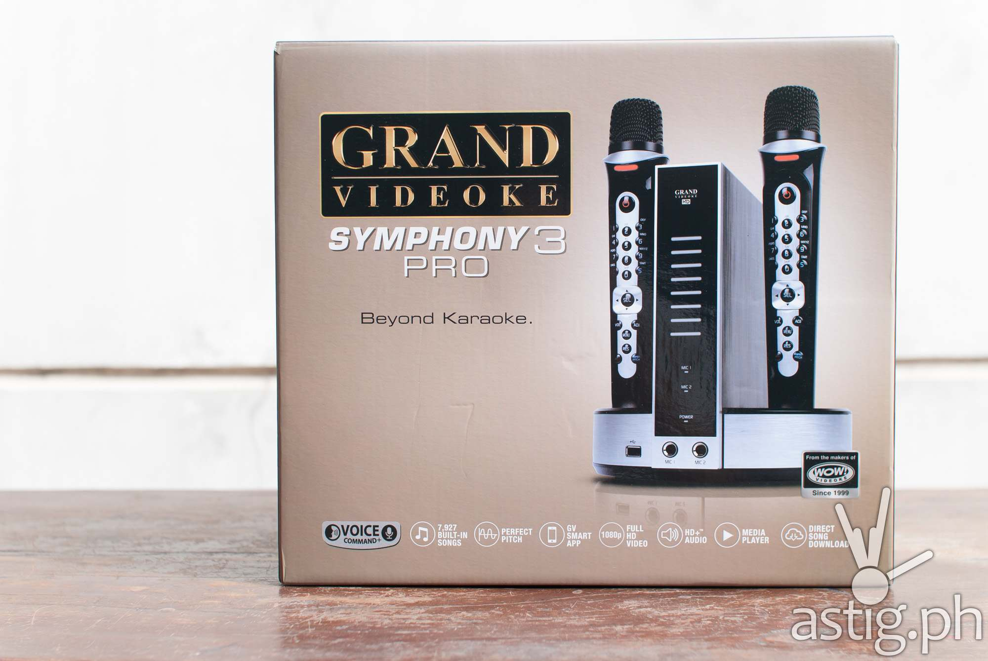 Grand Videoke Symphony 3 Pro review: the iPhone X of videoke