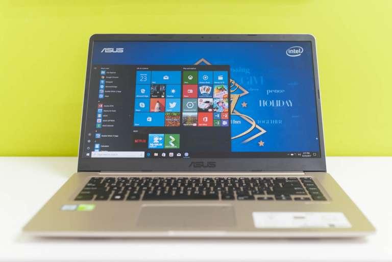 ASUS VivoBook S15 laptop computer