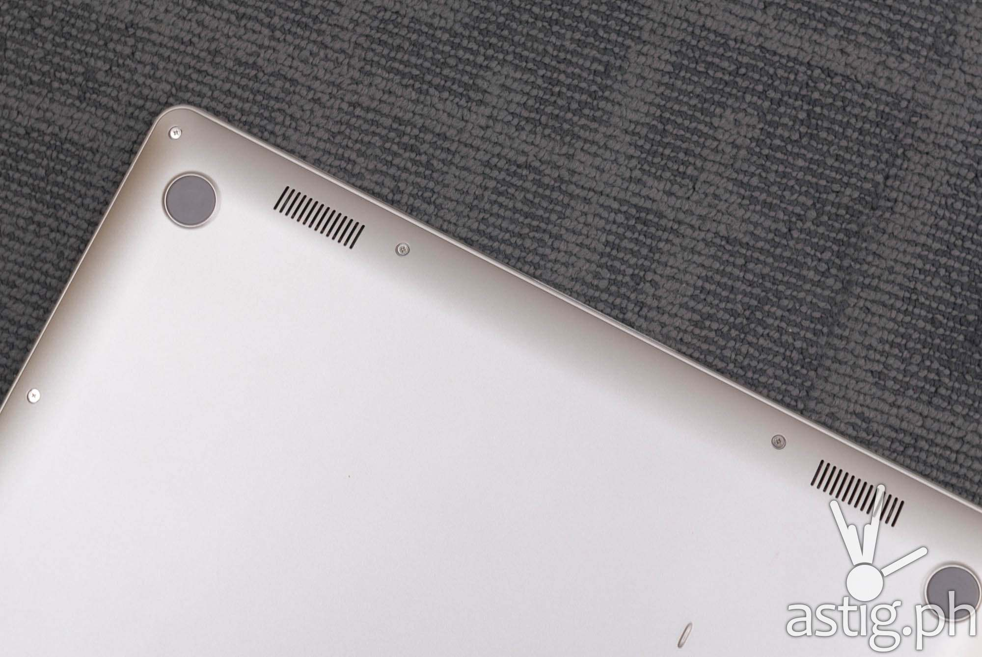 Front-mounted stereo speakers - ASUS VivoBook S15