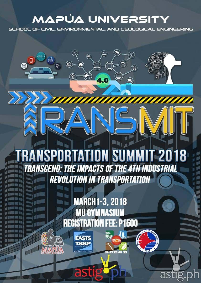Transmit 2018 poster
