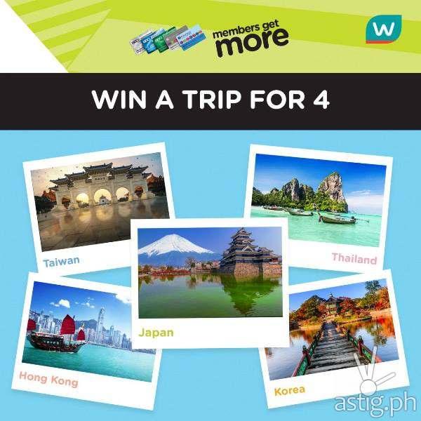 SM Advantage Card Travel Promo