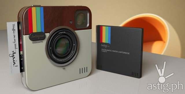 Socialcam concept by ADR Studios (Antonio de Rosa)