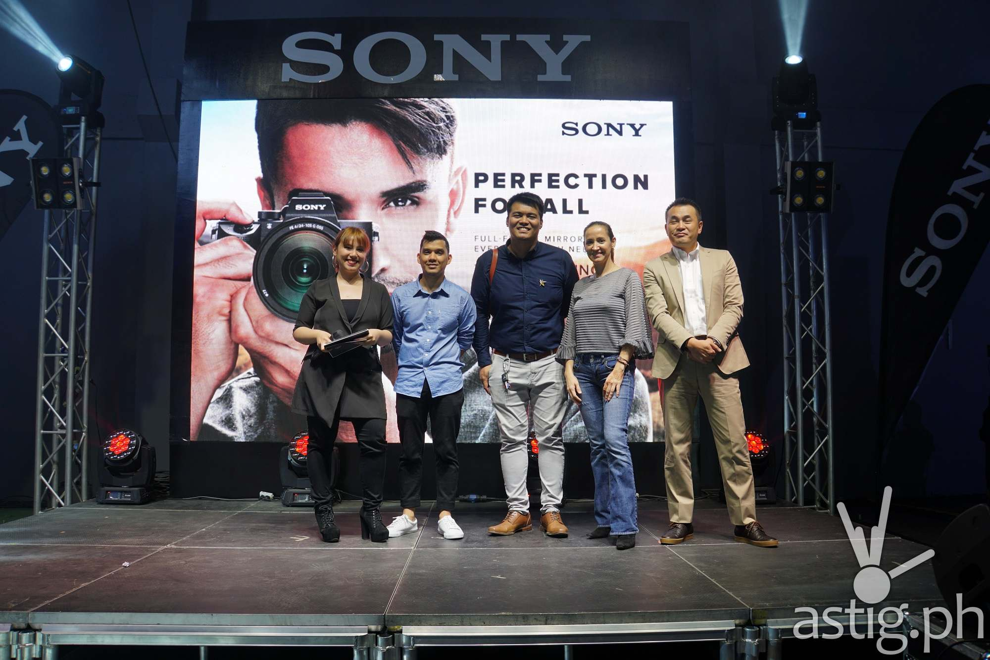 Sony a7 iii Philippine launch