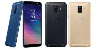 Samsung Galaxy A6 (Plus)