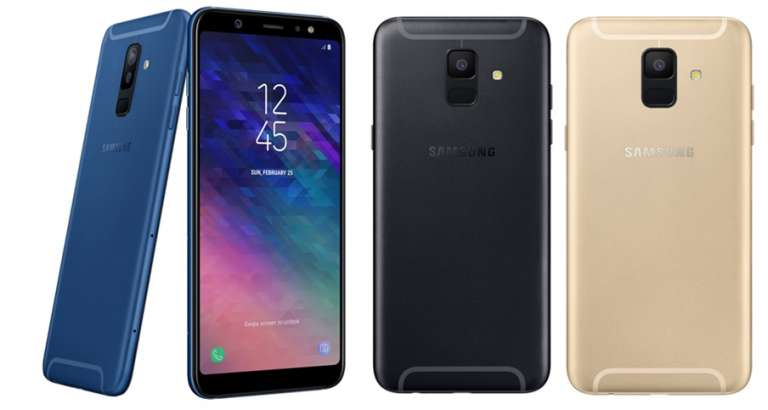 Samsung Galaxy A6 (Plus)