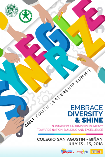 Syngergize 2018: CMLI Youth Leadership Summit poster