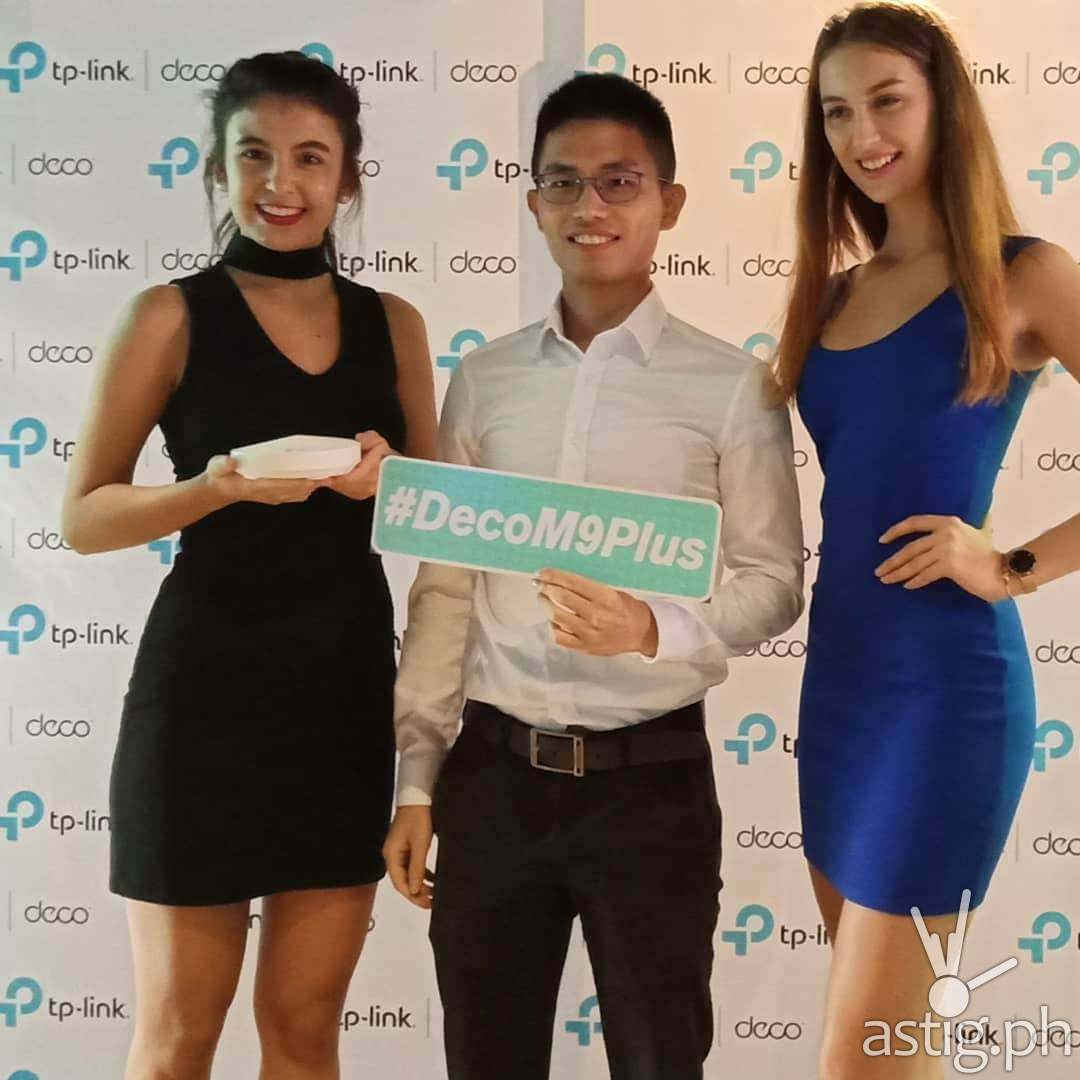 TP-Link Deco M9 Plus Philippine launch