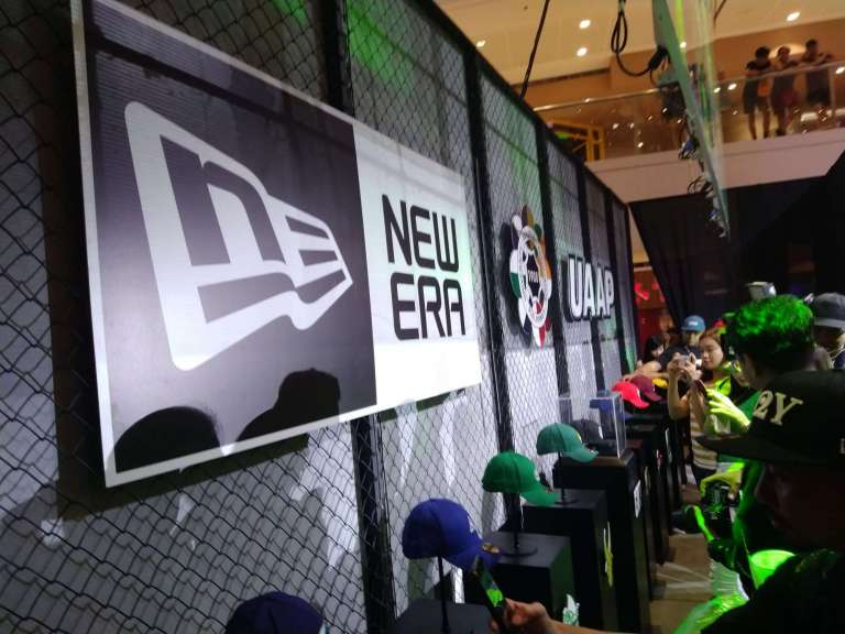 5ea43682550f23 New Era Philippines unveiled its biggest collaboration in the country with  the launch of a line of caps bearing the UAAP member institution during the  ...