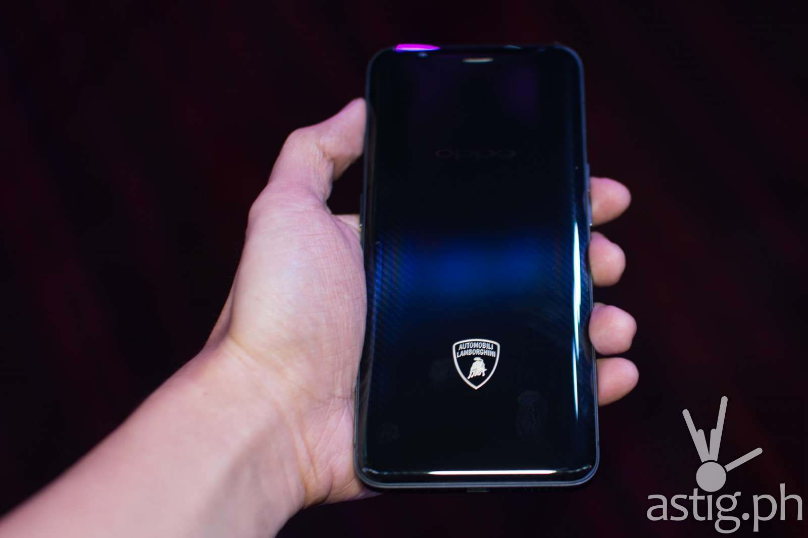 OPPO Find X Lamborghini edition - OPPO Find X Philippine launch