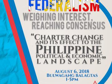 National Summit 2018: Federalism: Weighing Interests, Reaching Consensus