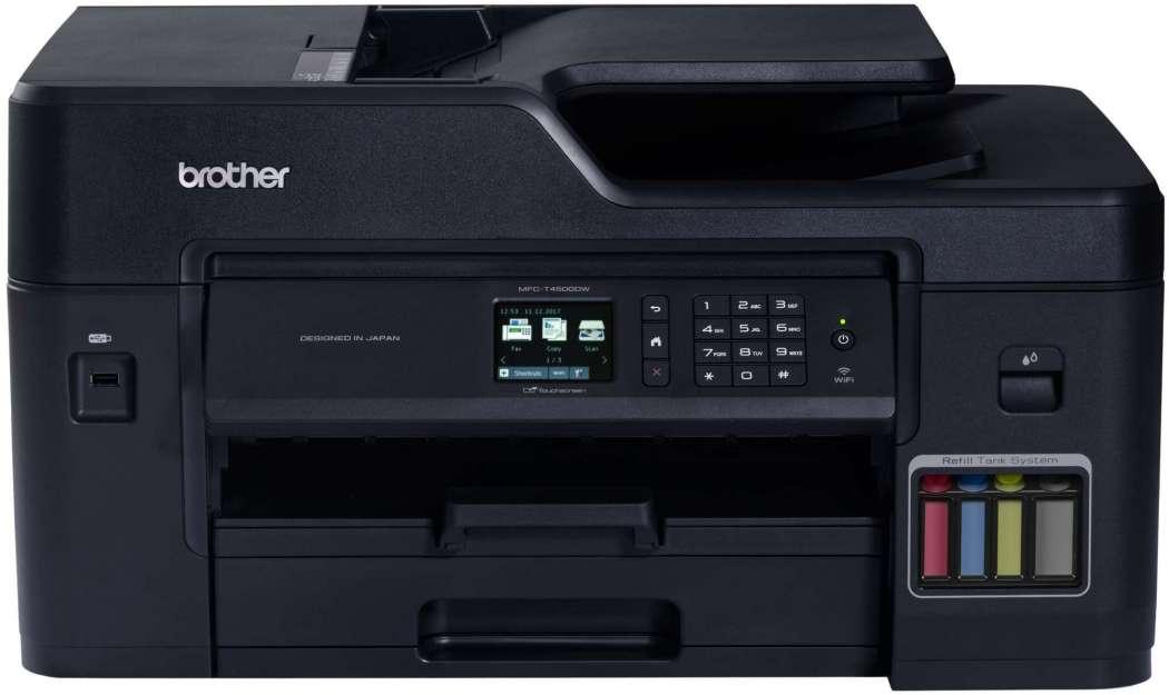 Brother MFC-T4500DW inkjet printer A3