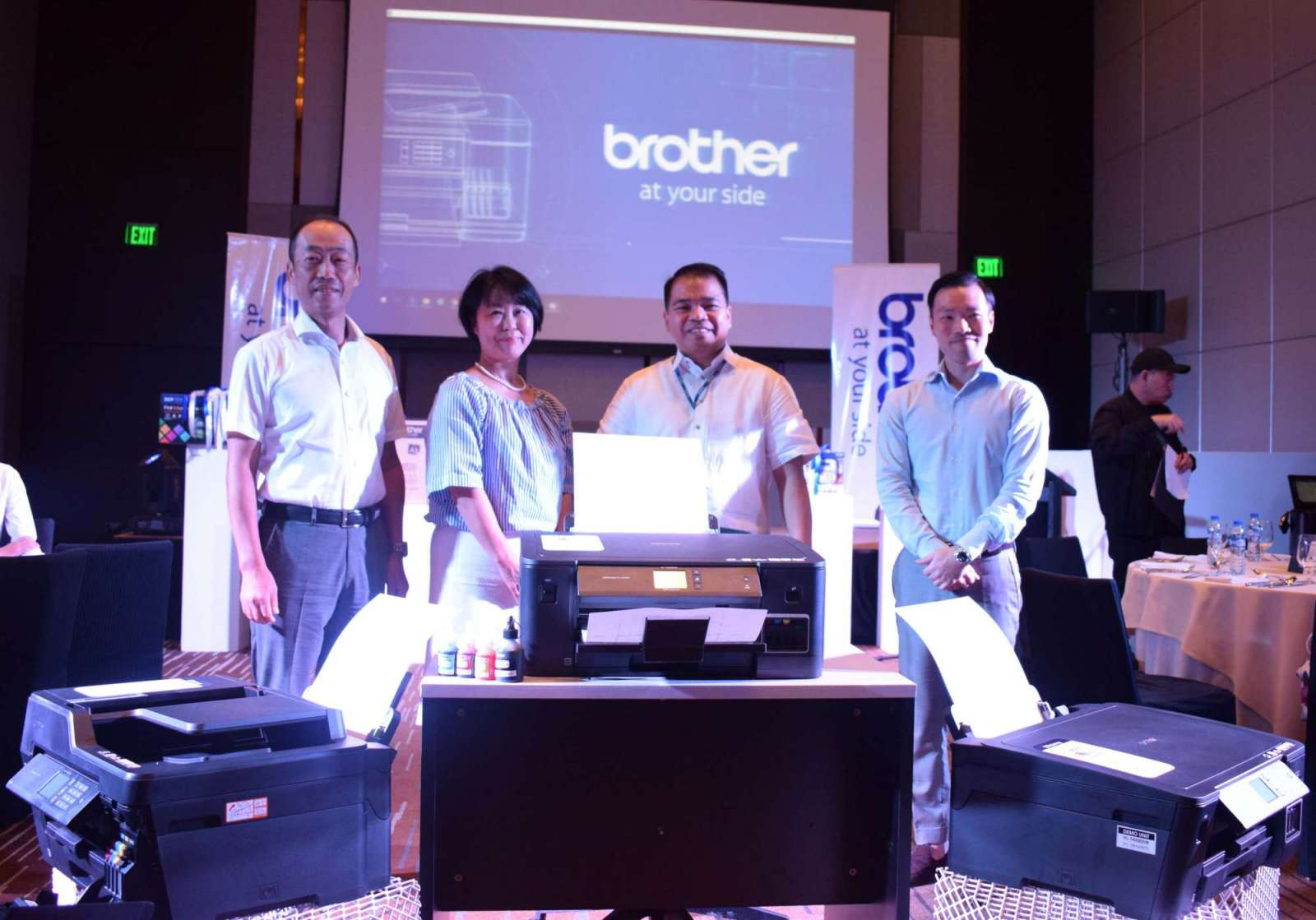 Brother Philippines Executives