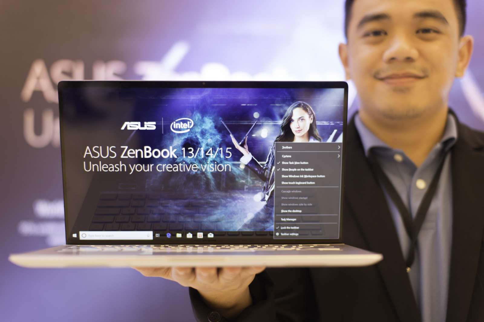 ASUS' newest laptops are ridiculously thin | ASTIG PH