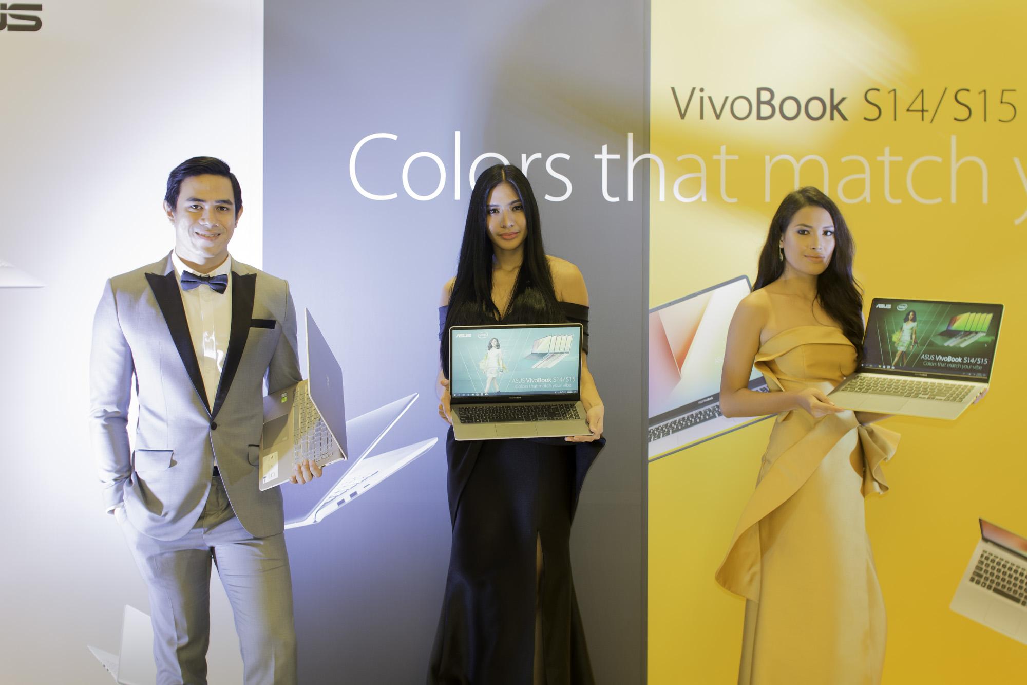 ASUS ZenBook 13 / 14 / 15, ZenBook Pro, ZenBook S, VivoBook