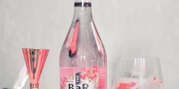 Bery Delicious Pink - The BaR Premium Gin Philippine launch