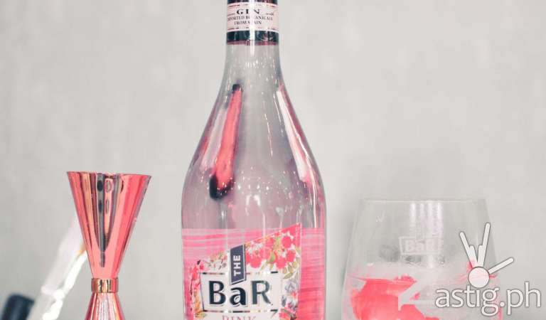 Pink gin craze takes Pinoys by storm