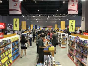 Manila International Book Fair 2018