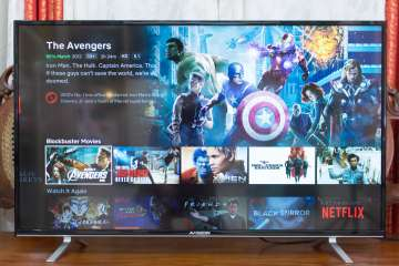 Netflix - Avision Smart TV 40FL801