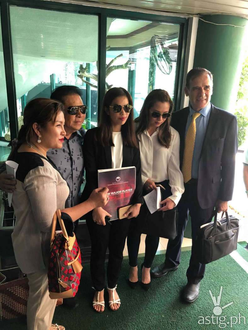 Chavit Singson's LCS Group of Companies intensifies its bid to become the third major telco player in the Philippines