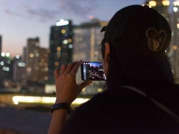 Huawei Mate 20 Pro - night shot