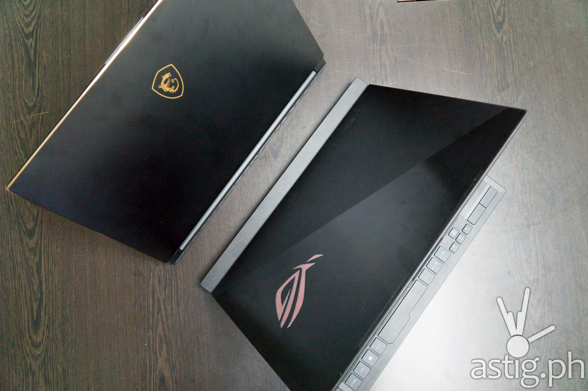 ROG Zephyrus S GX531 vs MSI GS65 Stealth Thin: Battle for