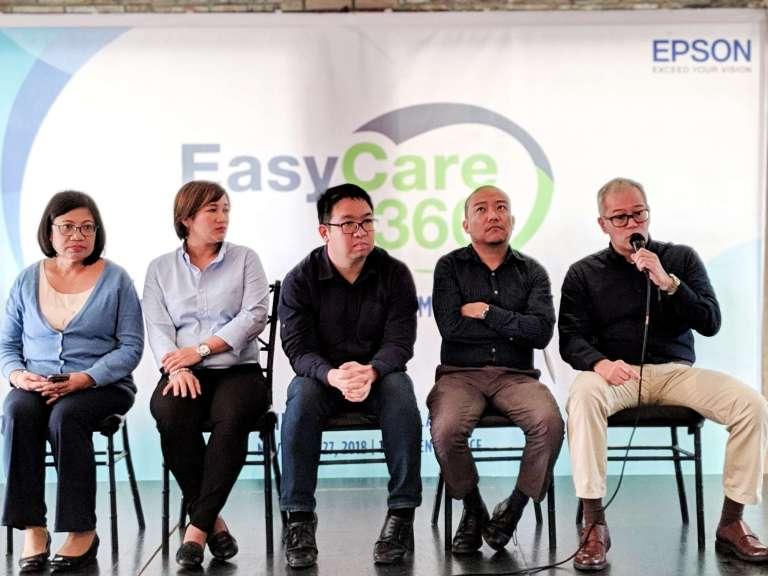 Epson EasyCare360 launch Philippines