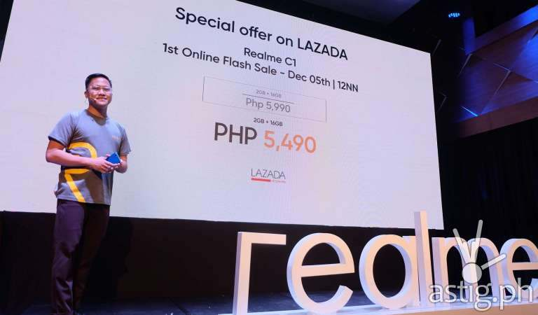 Realme C1 is coming to the Philippines and it will only cost you P5490