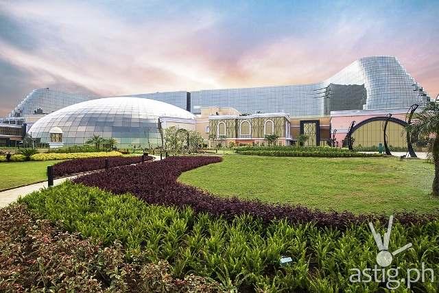 The Garden at Okada Manila