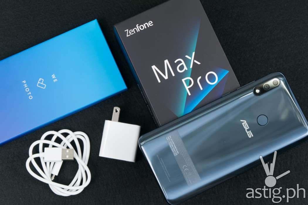 ASUS ZenFone Max Pro M2 (Philippines) unboxing