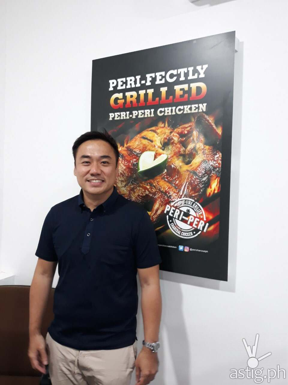 Local innovator and visionary Bryan Tiu has brought the many astounding flavours of Asia and the world here in the country through his IFoods Group, handling brands like Peri-Peri Charcoal Chicken and Sauce Bar.