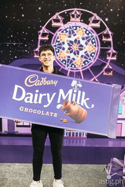 Cadbury Dairy Milk GenerosiTREE Kyle Echarri