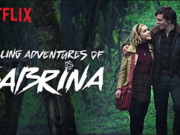 Netflix - Chilling Adventures of Sabrina