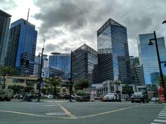 Zenfone Max Pro M2 photo sample - daylight city
