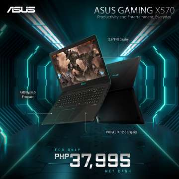 ASUS X570ZD Reveal post