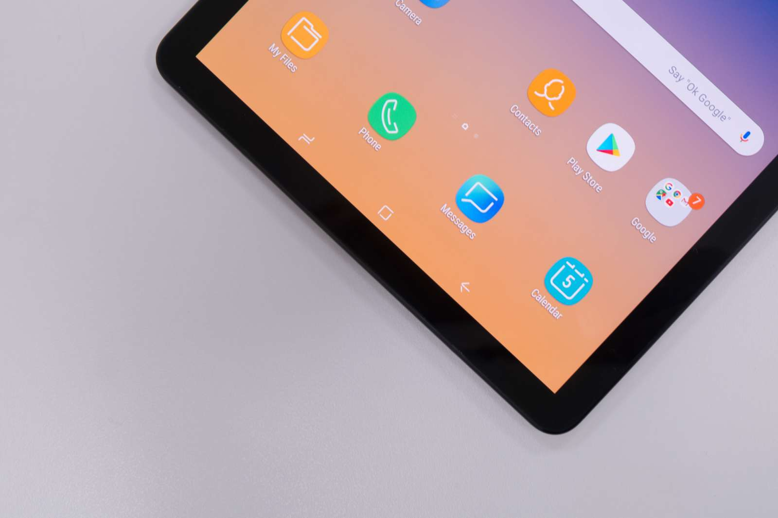 Bottom - Samsung Galaxy Tab S4 (Philippines)