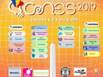 CoRES 2019 Official Event Poster