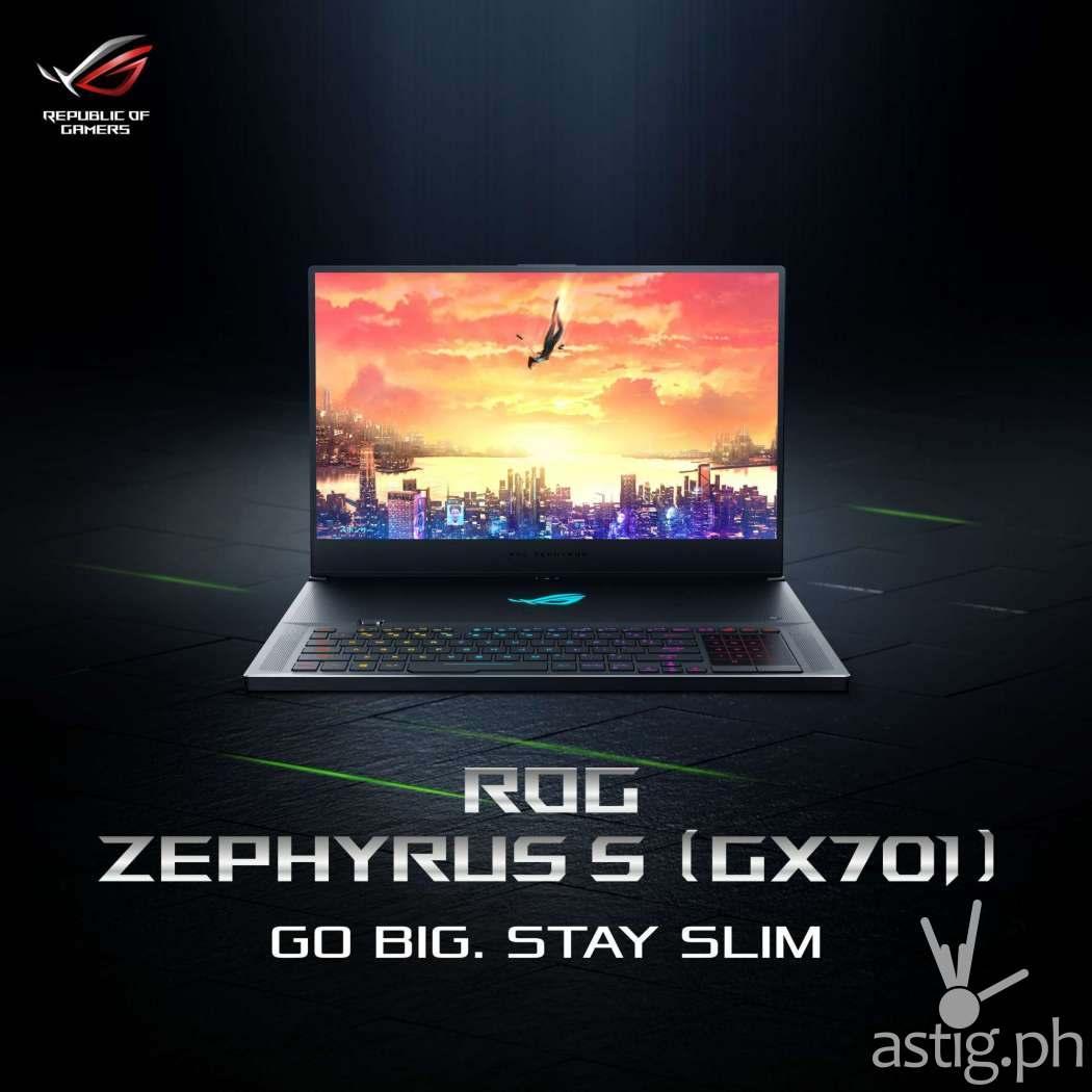 ASUS ROG Zephyrus GX701