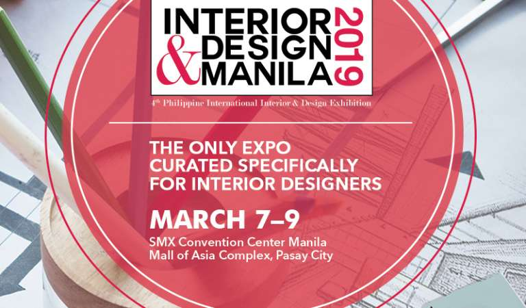 Interior & Design Manila 2019: Resilience of Design: Future Spaces [event]