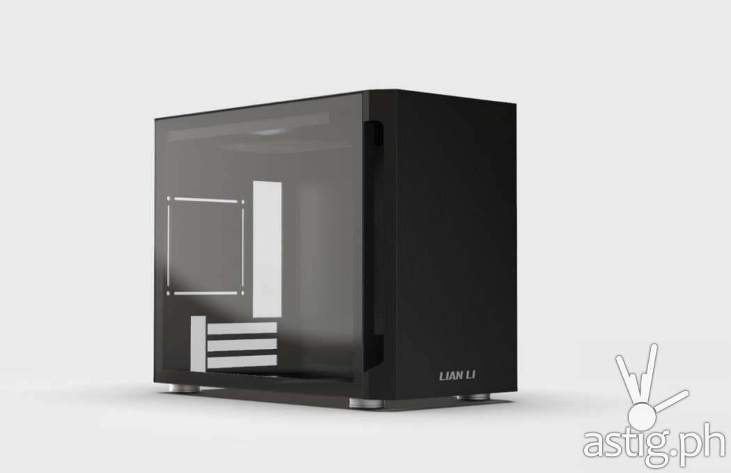 Lian Li TU150 desktop case
