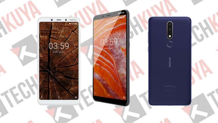 Nokia-3.1 Plus Philippines