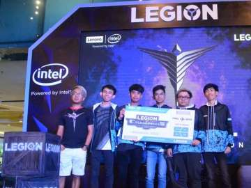Philippines team - ArkAngel Lenovo Legion