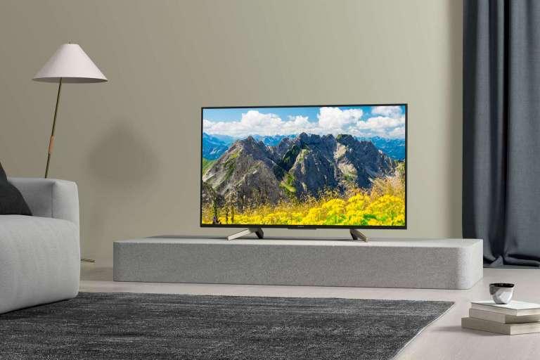Sony X7500F television