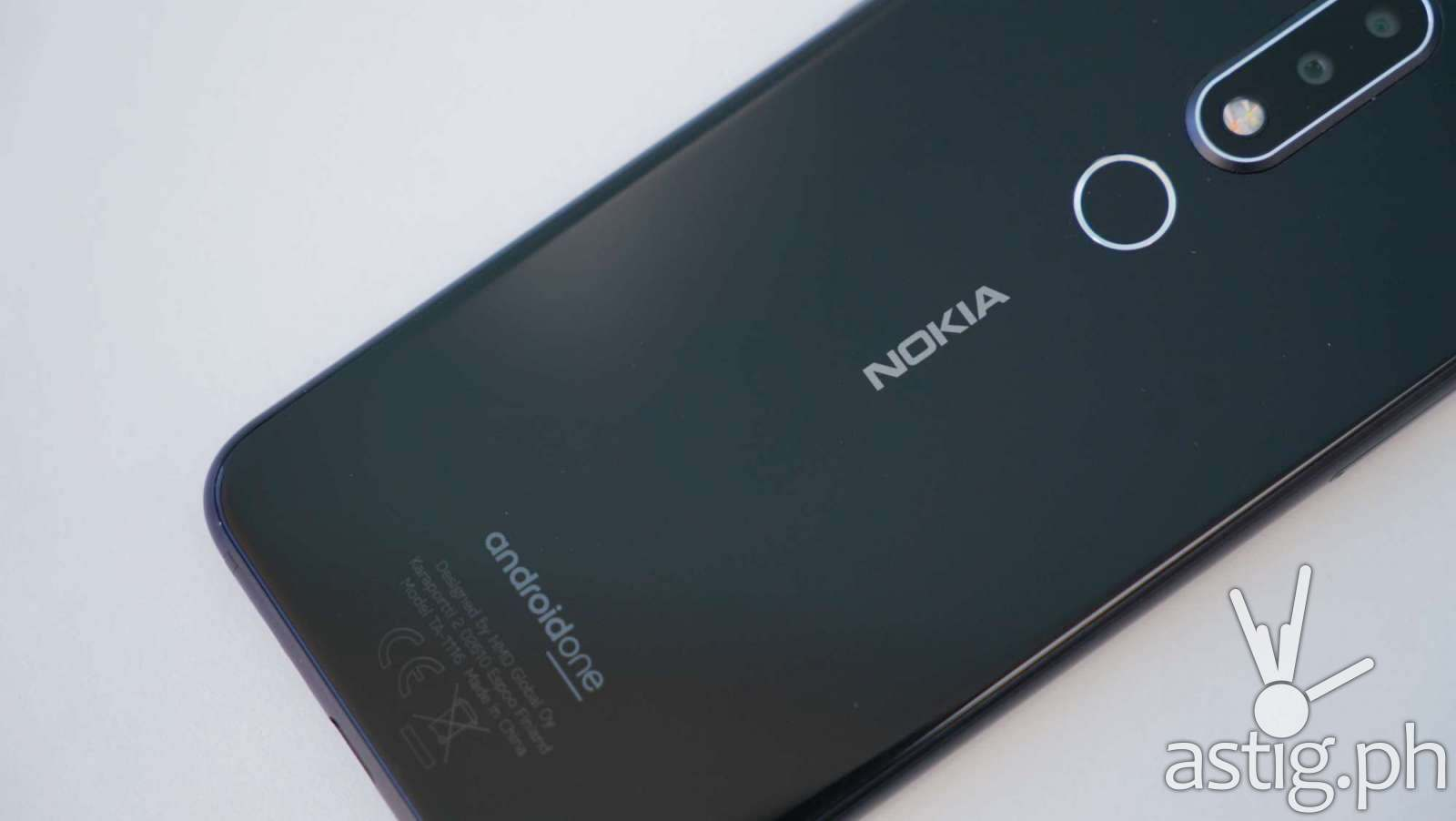 AndroidOne - Nokia 6.1 Plus (Philippines)
