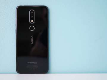 Back standing - Nokia 6.1 Plus (Philippines)