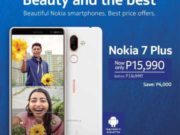Nokia 7 Plus price drop (Philippines)