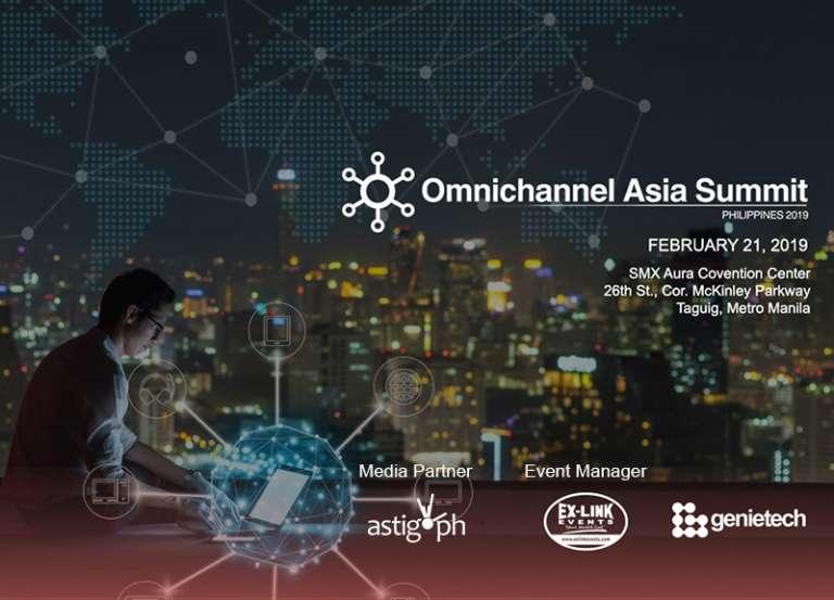 Omnichannel Asia Summit 2019 AP
