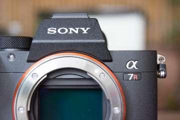 Sensor - Sony A7R III (Philippines)