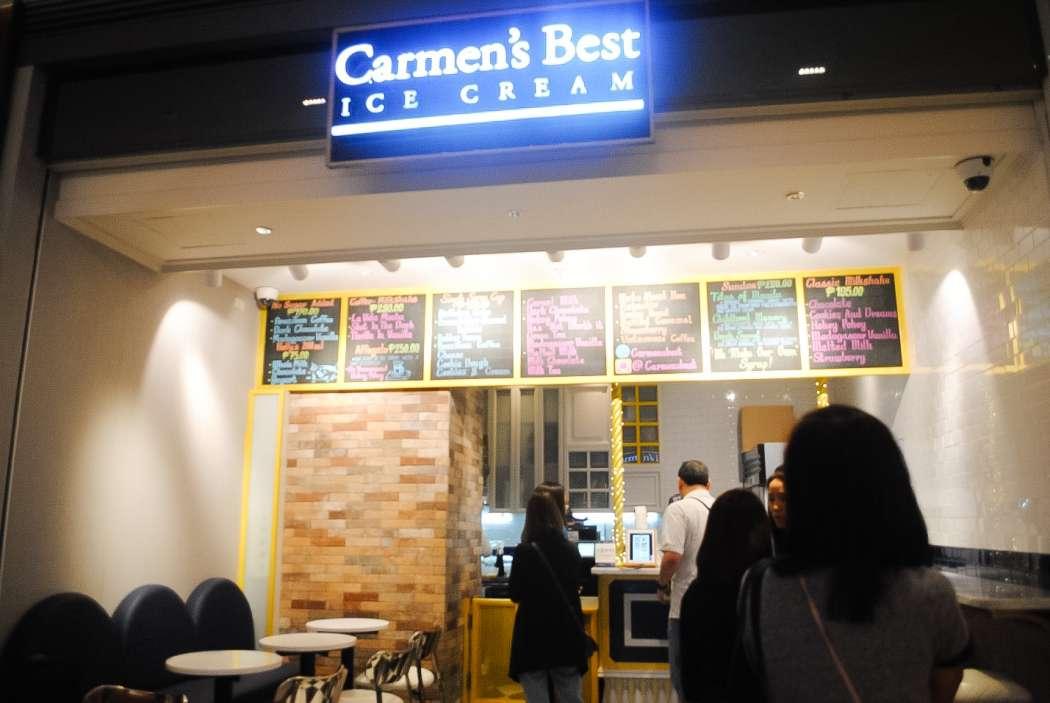Carmen's Best Ice Cream GenieTech POS